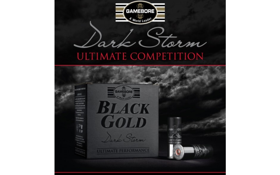 12G Gamebore BLACK GOLD Dark Storm 7,5/28P