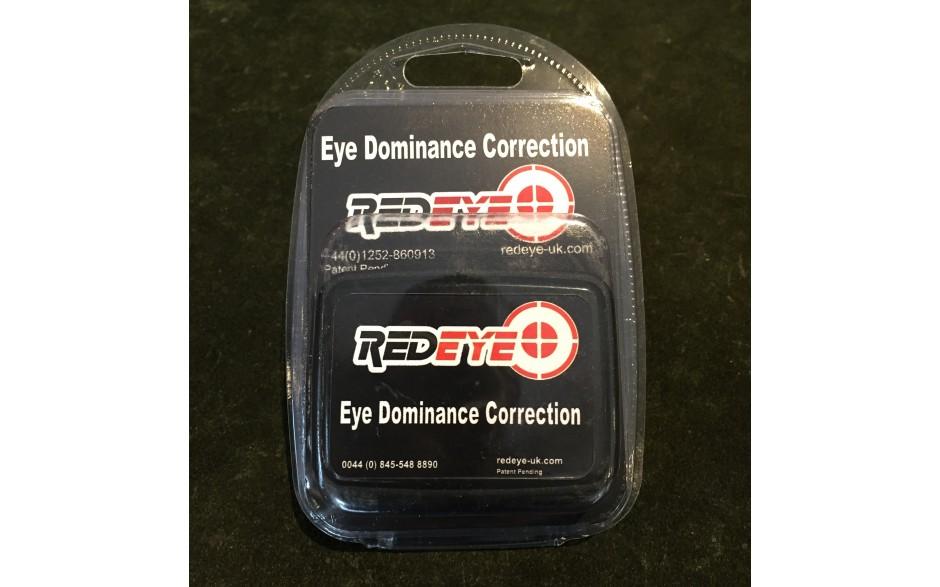Redeye Augen-Dominanz-Korrektur