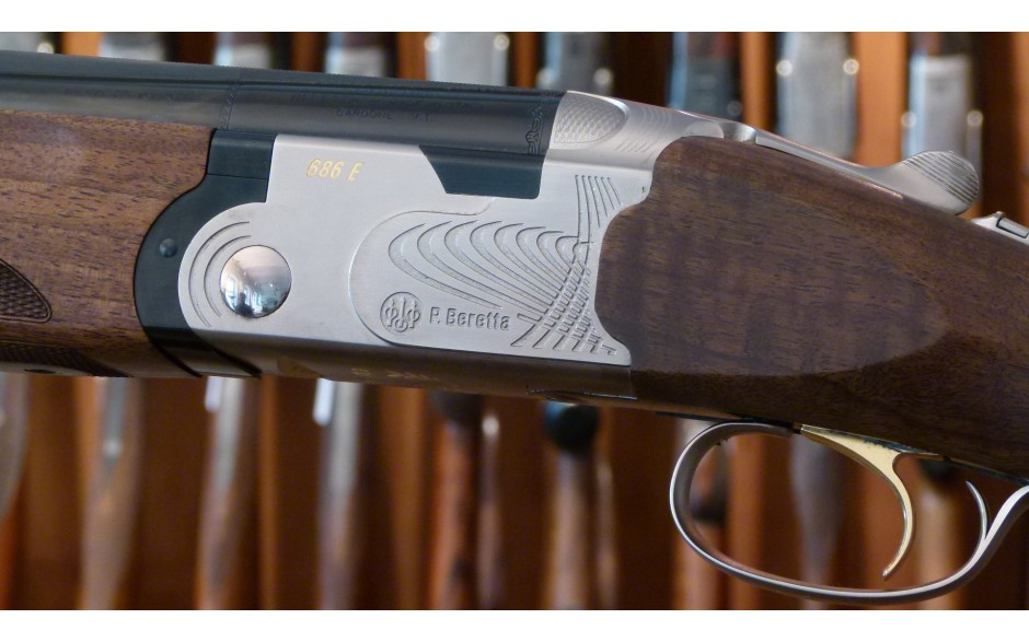 Beretta 686 E Sporting white AS