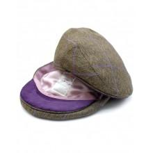 Langford Tweed Flat Cap von Tweedies
