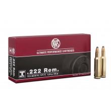 RWS .222 Rem. TMS 3,24 gr