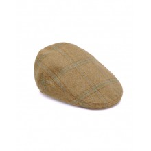 Stockton Tweed Flat Cap von Tweedies